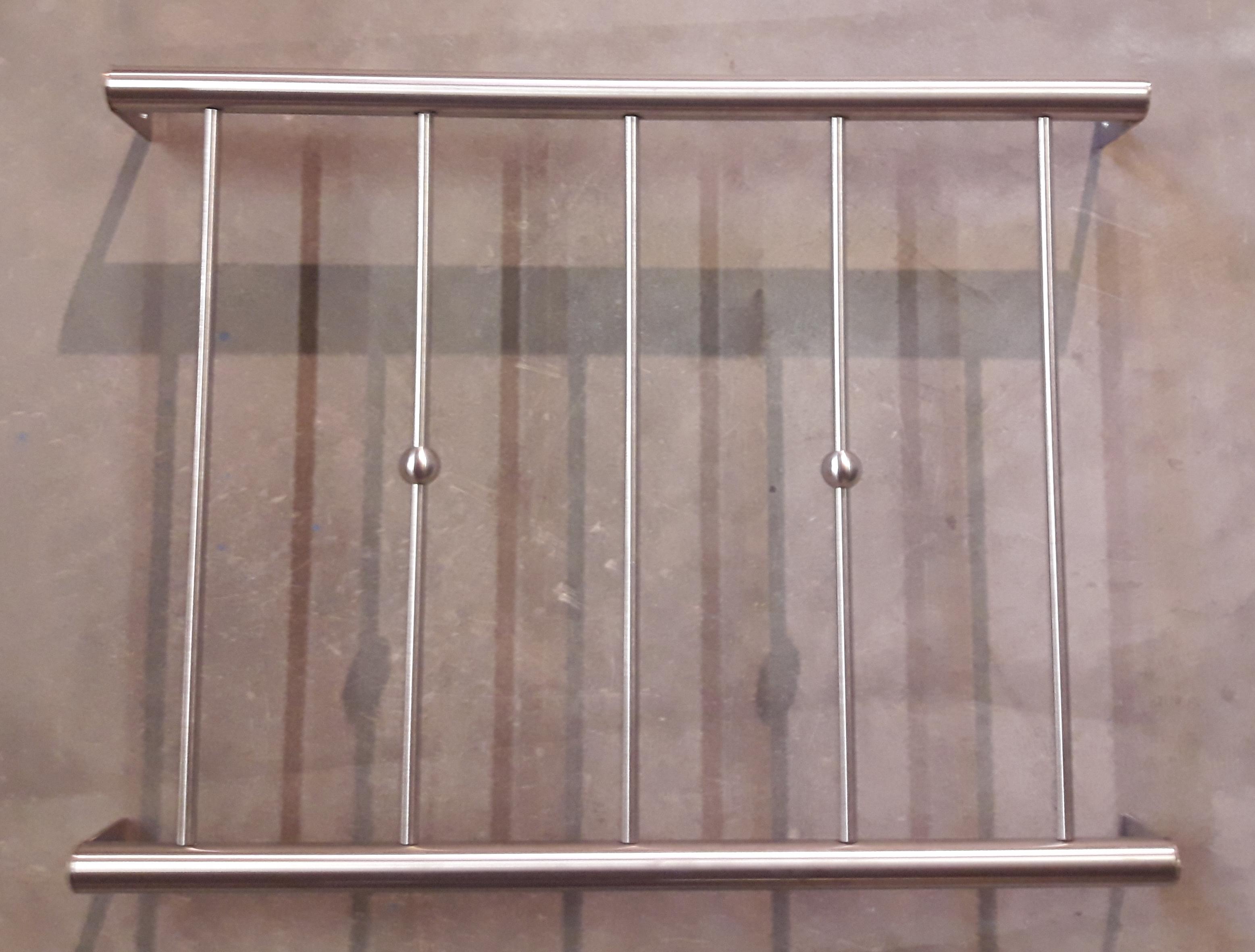 Häufig Sicherheitsgitter Fenstergitter Kellergitter Einbruchschutz VH85